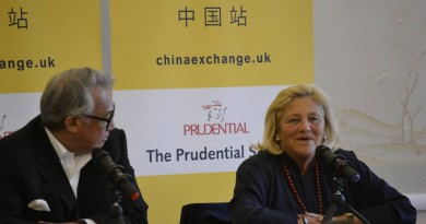 Sir David Tang and Dame Vivien Duffield