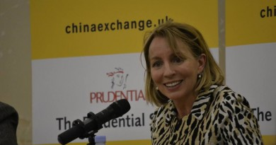 Sarah Sands at China Exchange