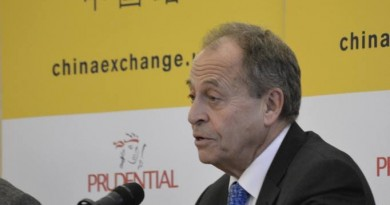 Stephen Perry at China Exchange
