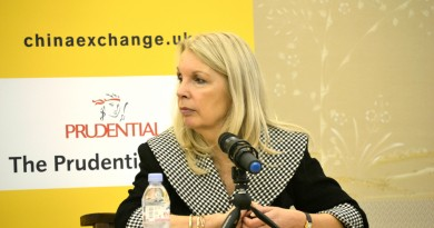 Amanda Nevill at China Exchange