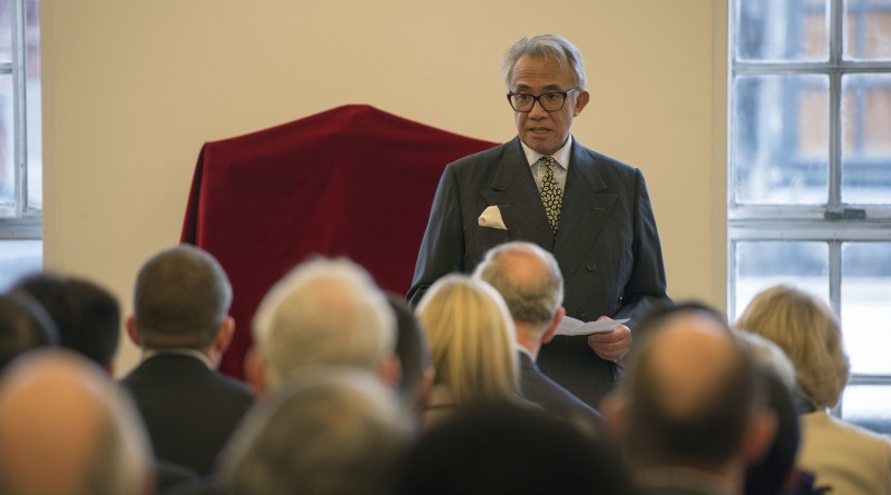 China Exchange Chairman, Sir David Tang