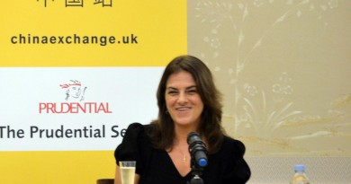 Tracey Emin at China Exchange