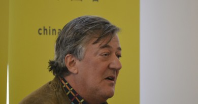 60 Minutes with Stephen Fry