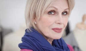 Prudential Series 60 minutes with Joanna Lumley