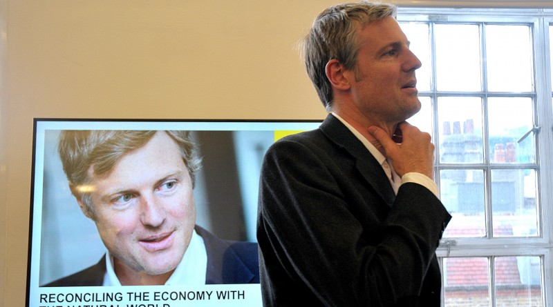 60 Minutes with Zac Goldsmith