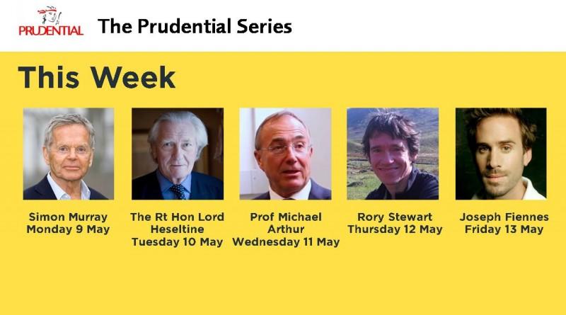 Pru Series week 9May