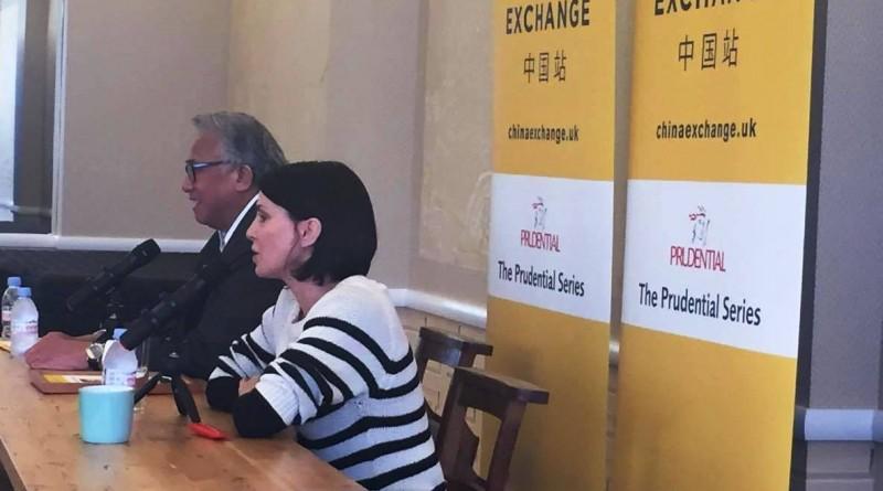 Sadie Frost at China Exchange