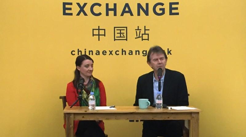 Michael Wood at China Exchange