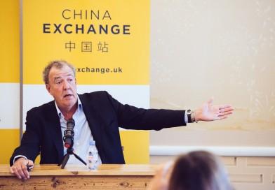 Jeremy Clarkson at China Exchange Photo by Neil Raja