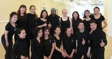 Akram Khan and Big Dance group