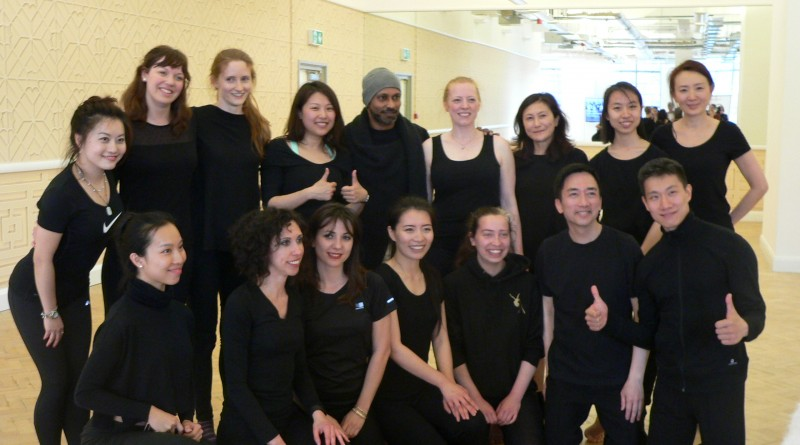 Akram Khan and Big Dance group