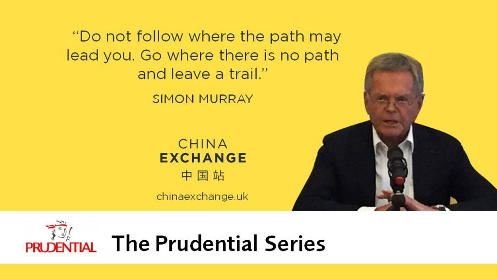 Simon Murray quote: Do not follow where the path may lead you. Go where there is no path and leave a trail.