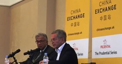 Simon Murray at China Exchange