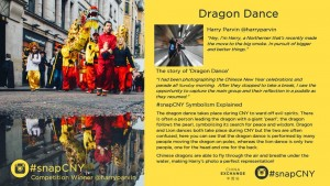 SnapCNY Winners - Harry - Dragon Dance