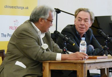 Andrew Lloyd Webber at China Exchange