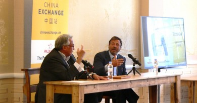 Sir Rocco Forte at China Exchange