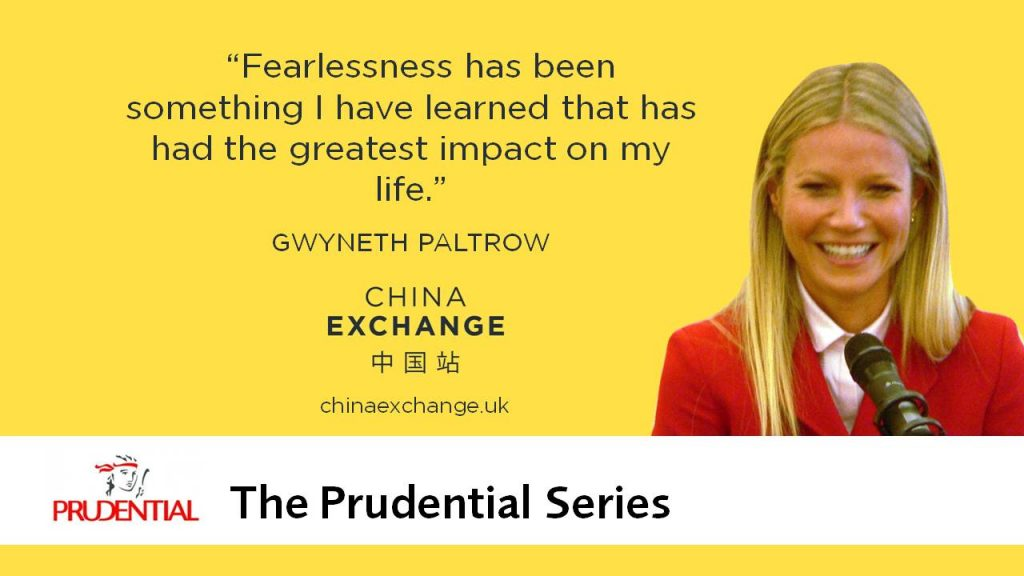 Gwyneth Paltrow quote: Fearlessness has been something I have learned that has had the greatest impact on my life.