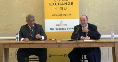 The Rt Hon Sir Nicholas Soames MP at China Exchange