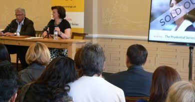 CHERIE BLAIR EVENT PHOTO