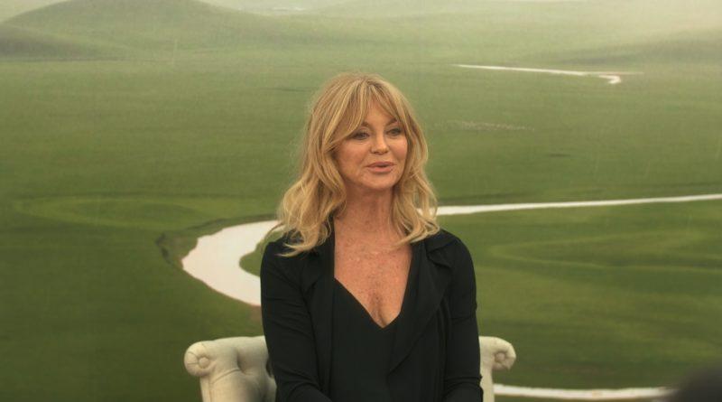 Goldie Hawn Event Photo