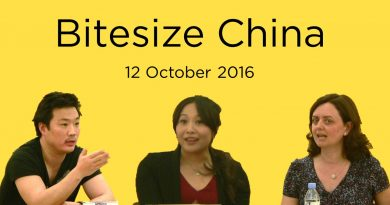 Bitesize China Event Photo