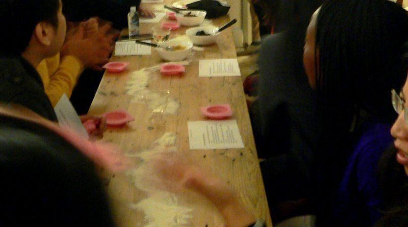 mooncake-making