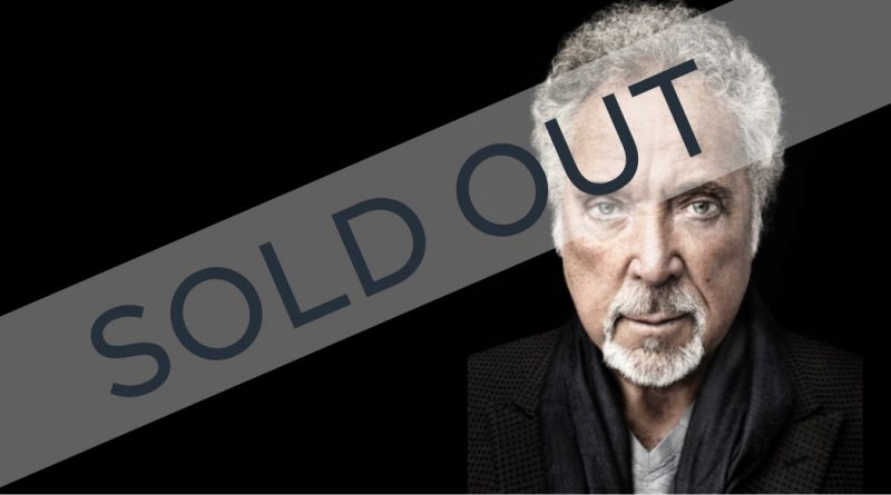 SIR TOME JONES - SOLD OUT
