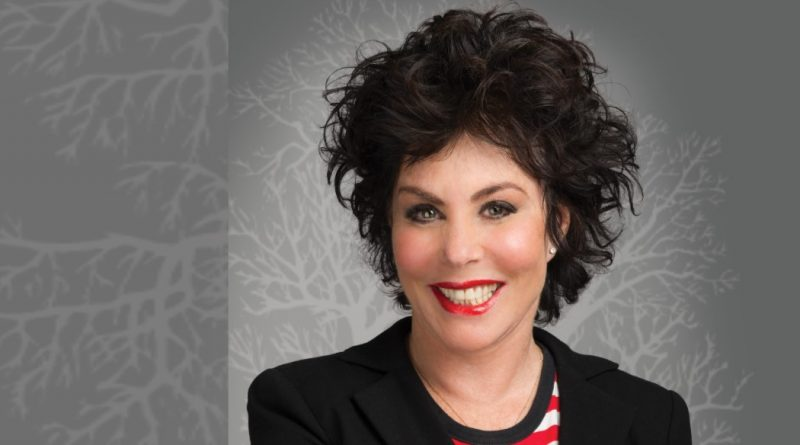 Ruby Wax website image