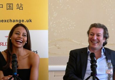 Viscount and Viscountess Weymouth
