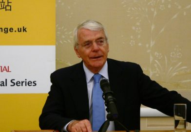 The Rt Hon Sir John Major KG CH