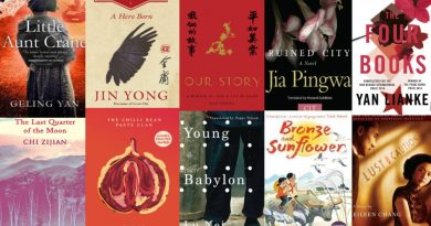 Ten of the Best Chinese Books in Translation