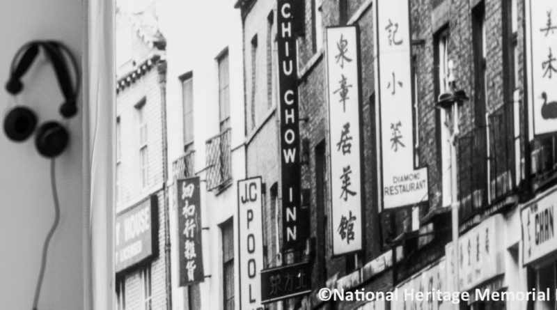 THE MAKING OF CHINATOWN ON TOUR 2020 ⁠— Deptford Library