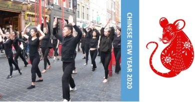 Join us for a Chinese New Year Flash Dance!