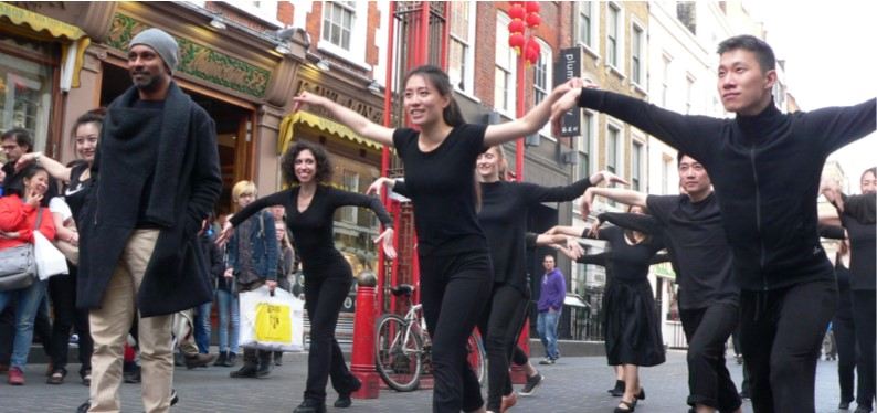 Big Dance in Chinatown with Akram Khan