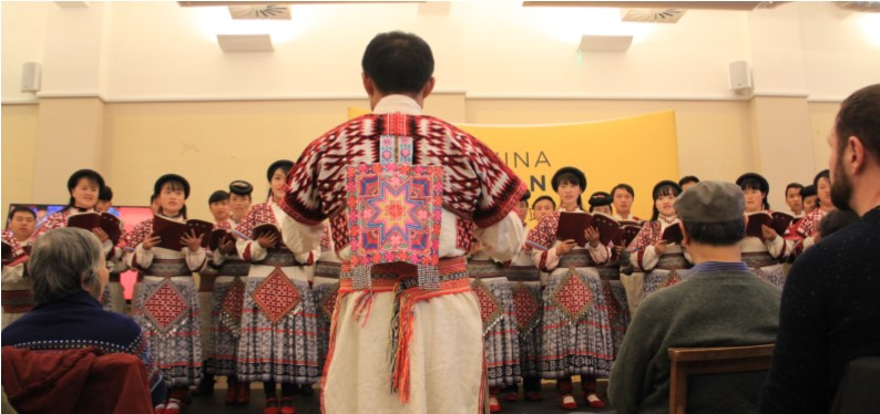 xiaoshuijiu choir