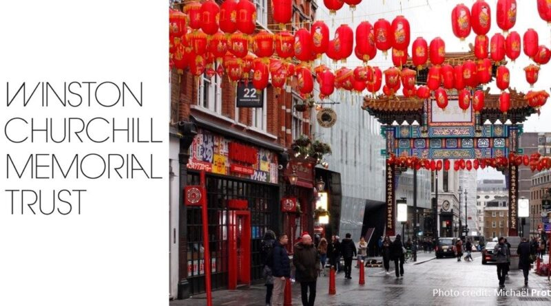 WCMT funds new work at China Exchange on COVID-19 racism