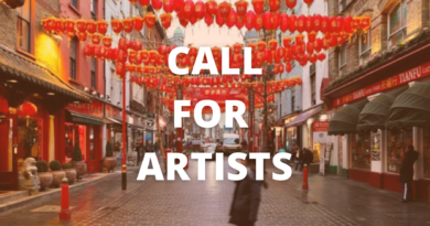 Artist in Residence: Made in Chinatown - A Creative Response to the Impact of COVID-19 Racism on Chinatown