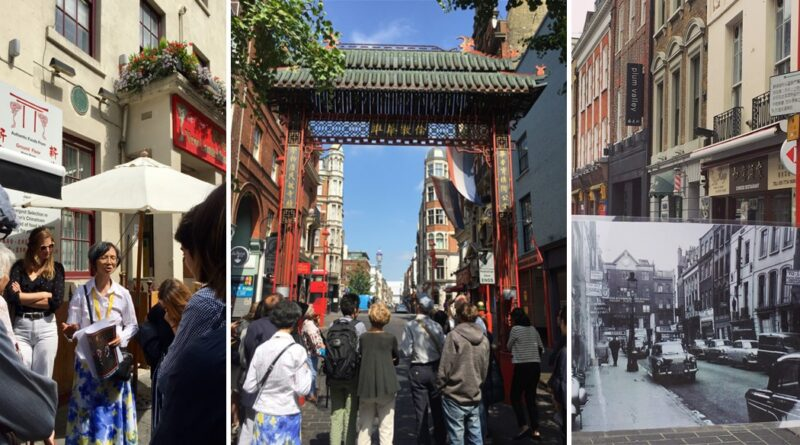Chinatown Stories: the community led walking tour